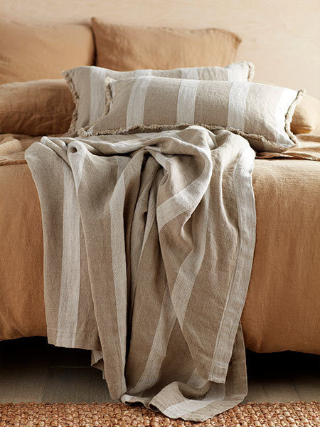 Add Autumn Layers With Our Cushions and Throws