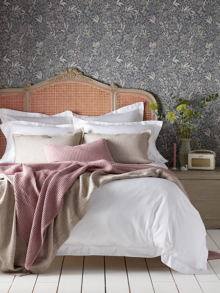 Make Your Bedroom Bloom with 12% Off When You Buy 3 or More Items*