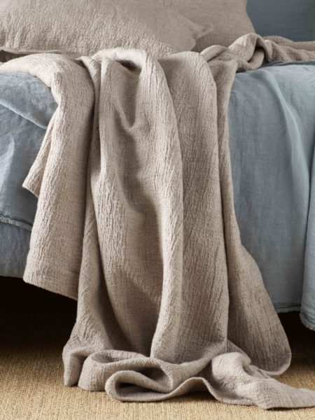 Porto Bed Throw