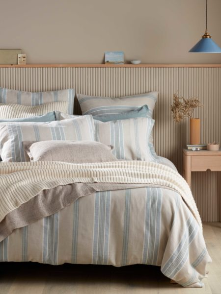 Selsey Stripe Bed Linen