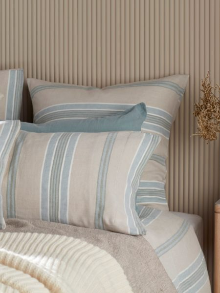 Selsey Stripe Pillowcase