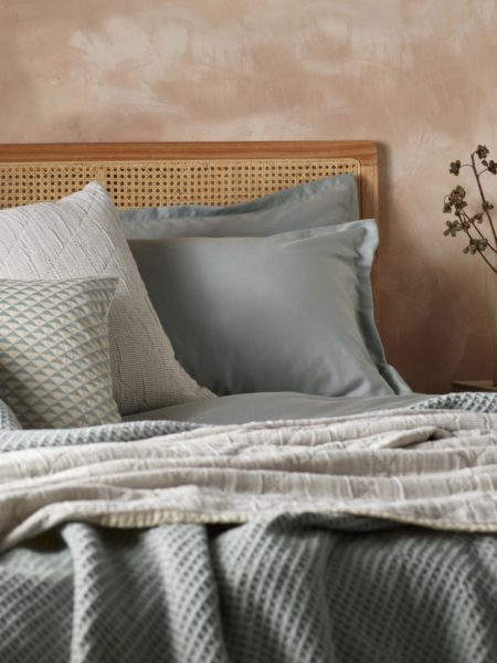 Super Soft Sateen Sage Pillowcase