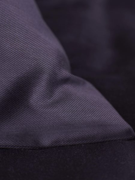 Twill Plum Pillowcase