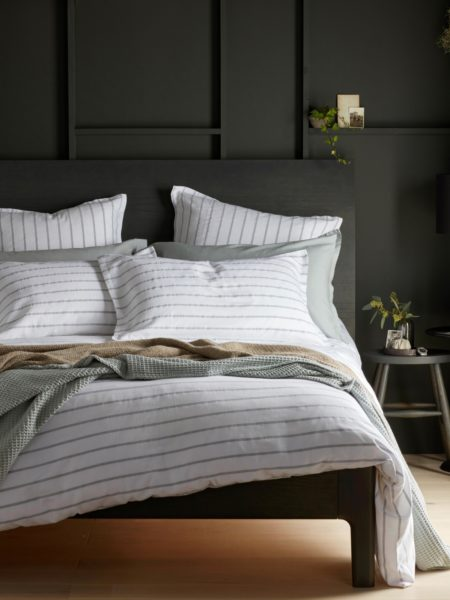Walter Stripe Bed Linen