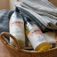 Caring for 100% Linen & Luxury Cotton