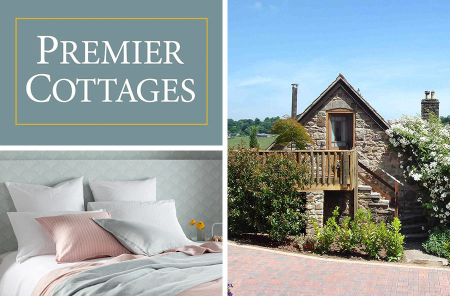 Premier Cottages and Secret Linen Store Competition