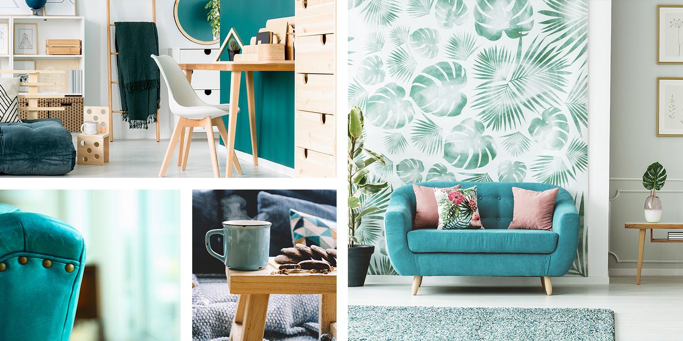 Teal Home Decor Ideas